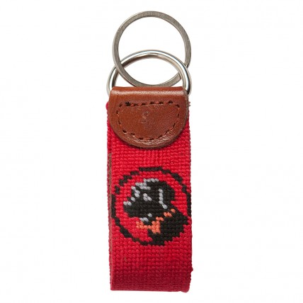 Smathers & Branson Key Fob - Red